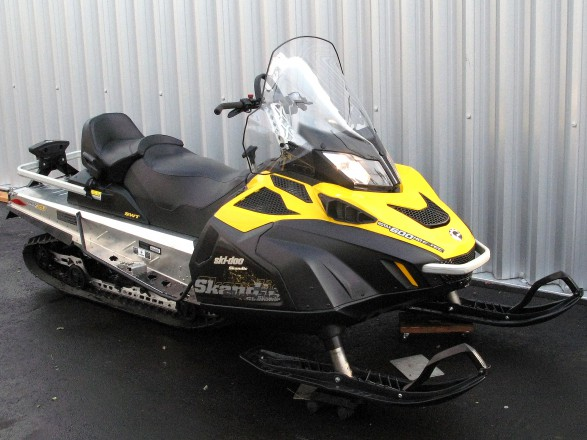 6_Ski-doo Skandic SWT 600 E-TEC